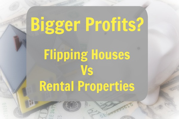 Fix and flip vs renting out a property what is the for House flipping business names