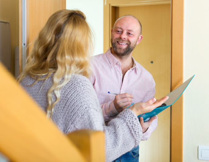 Baltimore County Landlord Following Up with New Tenant Satisfcation Survey