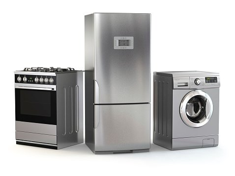 List Of Major Kitchen Appliances For New House