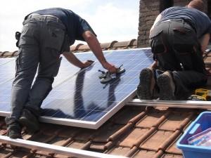 Howard County Rental Home Solar Panels