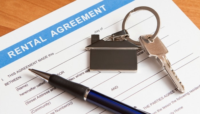 Have All Anne Arundel County Tenants Complete a Rental Agreement