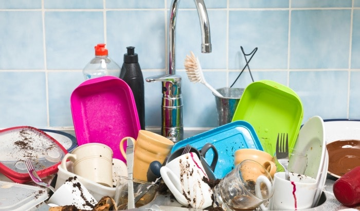 Messy Kitchens Can Be Indicative of Bad Tenants in Howard County MD 700x412