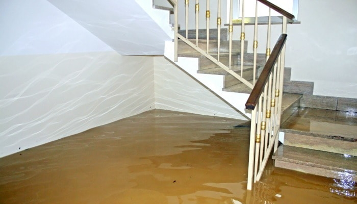 Prince George's County Home Flooded by Natural Disaster