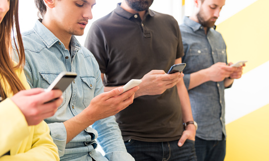 Millennial Tenants Using Their Phones to Communicate