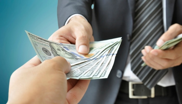 Man Buying Maryland Investment Property with Cash