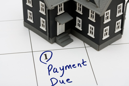 Mortgage-Payment-Due