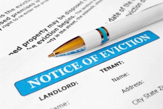 Maryland Tenant Eviction Notice