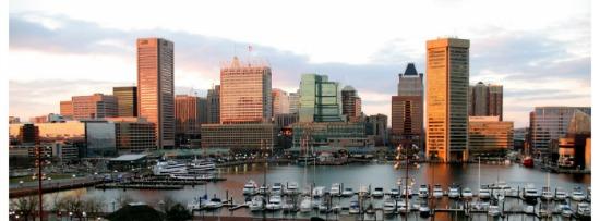 Baltimore-Skyline