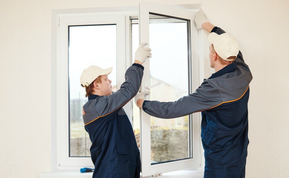 Howard County Property Managers Replacing Rental Property Windows