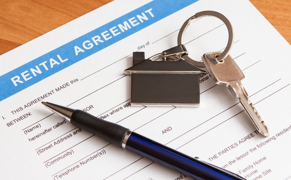 Philadelphia Property Manager's Lease Agreement