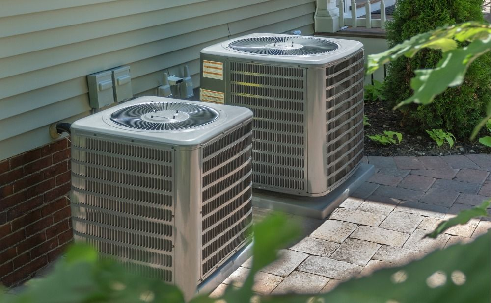 Air Conditioners and HVAC Units Receive Lots of Tenant Damages in Your Laurel Rental Property