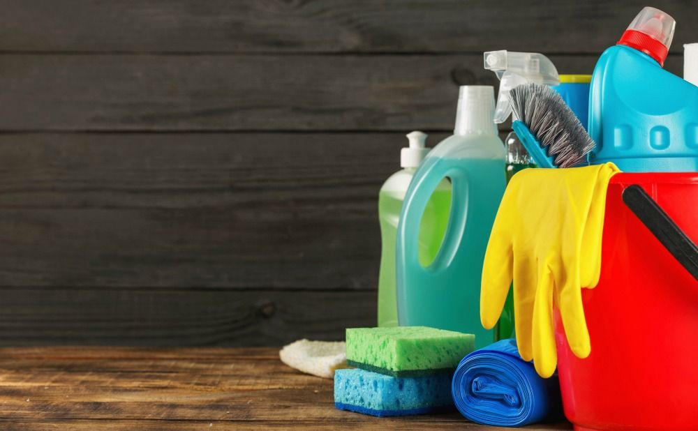Cleaning And Repairs Are Costs of a Vacant Rental Property