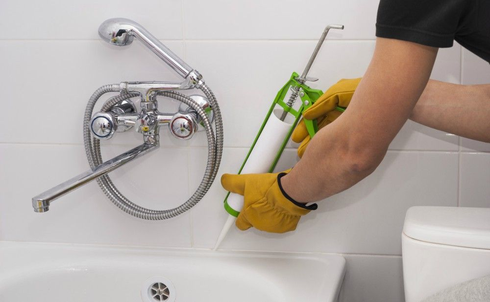 Caulking the Bathtub is a DIY Project For Your Philly Rental Property