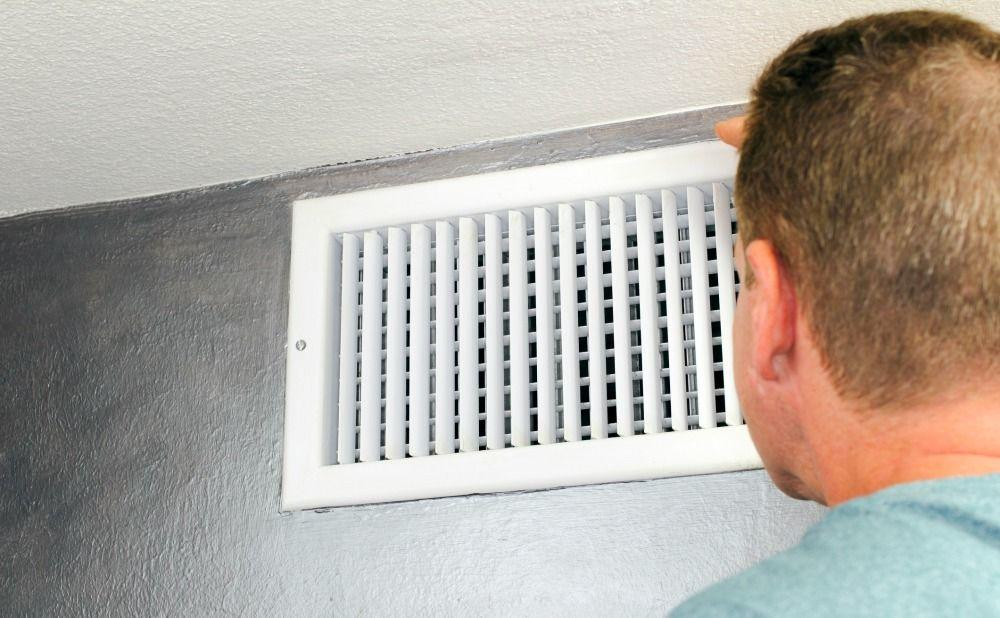 Clean the Air Conditioning Vents During Your End of Summer Rental Property Maintenance