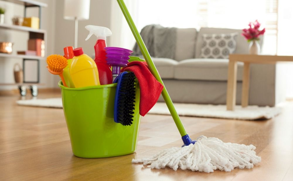 How to Properly Clean Your Rental Prior to Listing