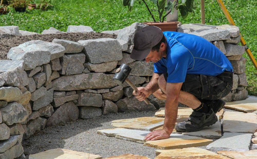 Philadelphia Landscapers for Rock Work For Your Rental Property