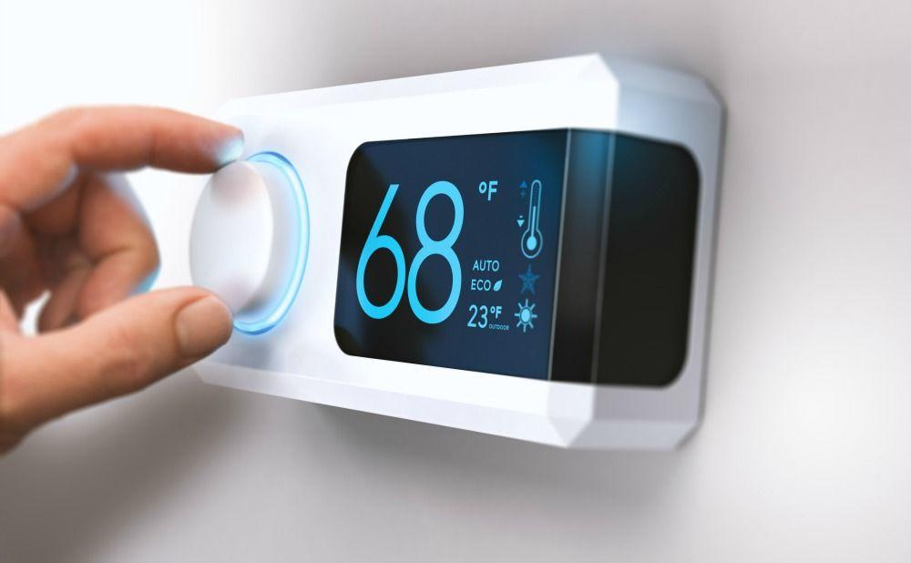 Programmable Thermostats Increase Energy Efficiency In Your Fort Meade Rental