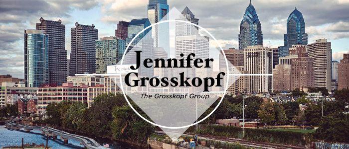 Jennifer Grosskopf Real Estate Agent Philly