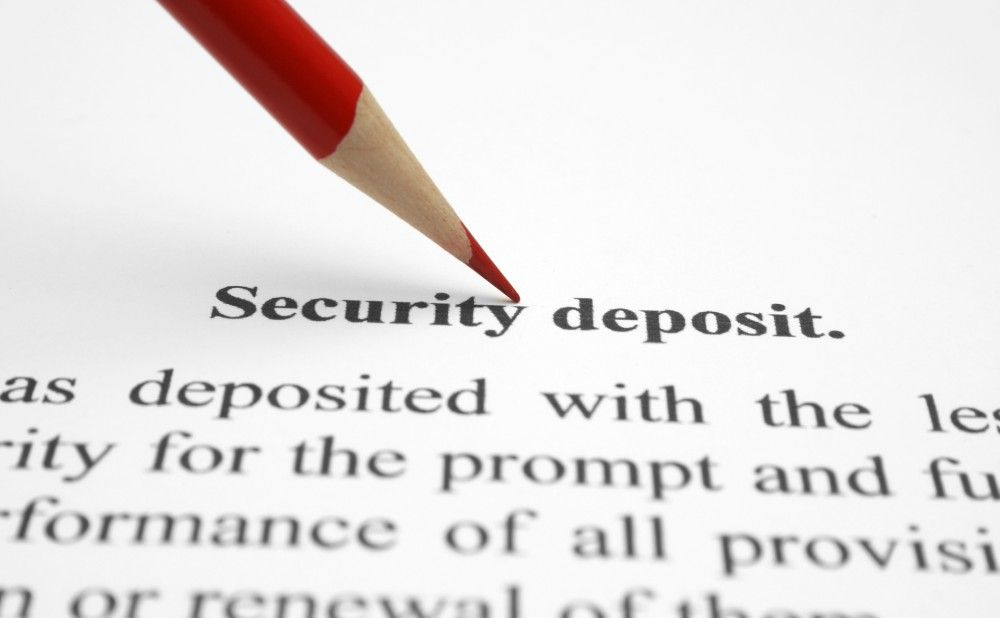 Not Collecting Security Deposit Is a Mistake New Landlords Make