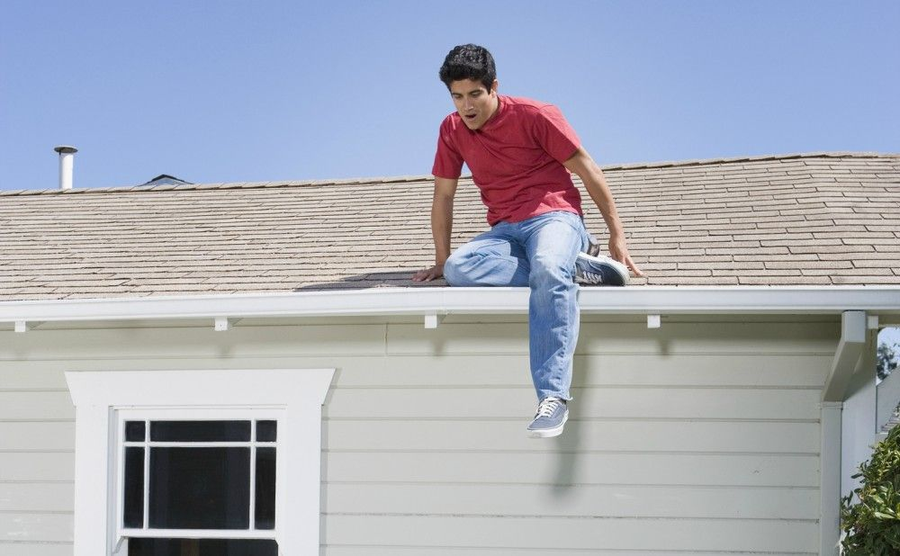 Roof Repairs Are Better Left to Professionals