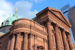 Cathedral basilica of Saint Peter and Paul