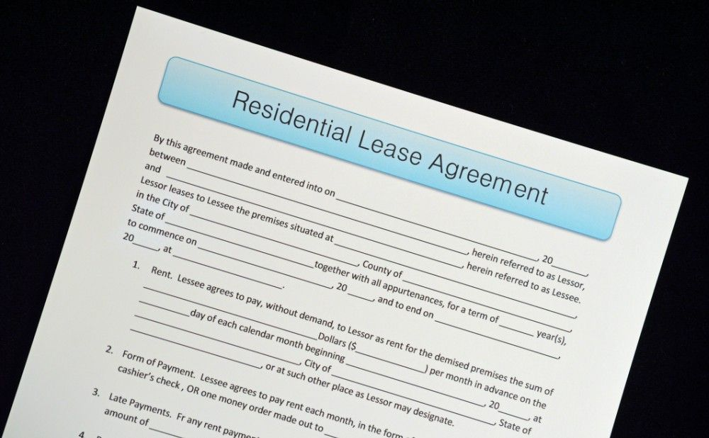 5 Expert Property Management Tips To Write A Strong Lease Agreement