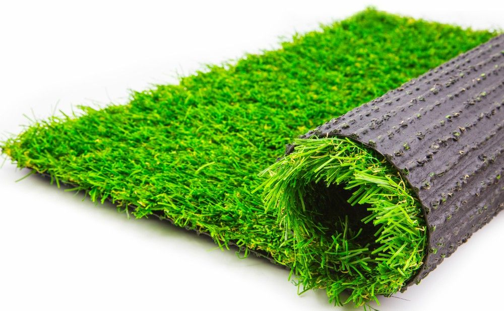 Use Fake Grass to Make Rental Landscaping Manageable