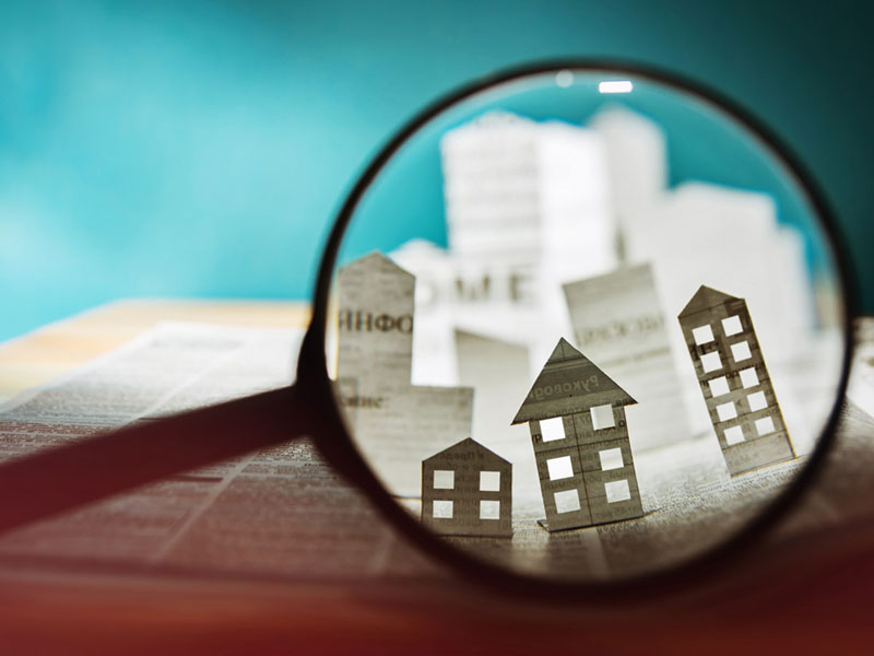 Finding a Rental Property Graphic