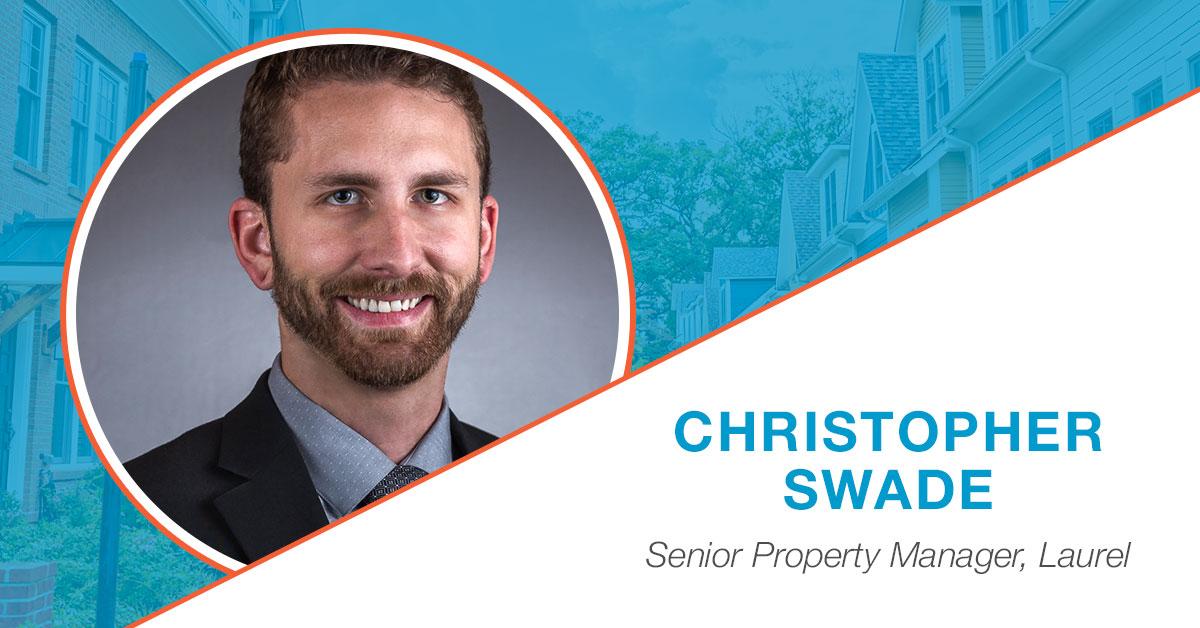 Christopher Swade Senior Property Manager
