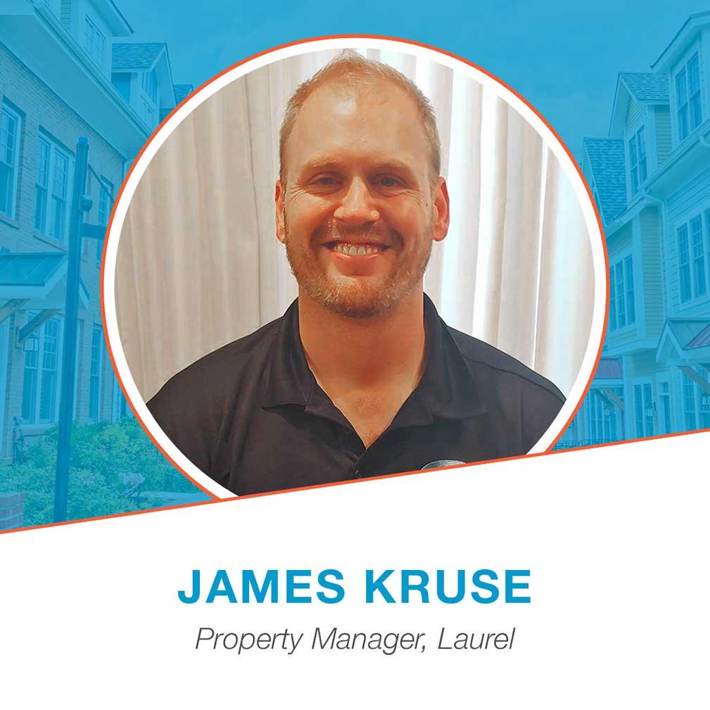 James Kruse Property Manager
