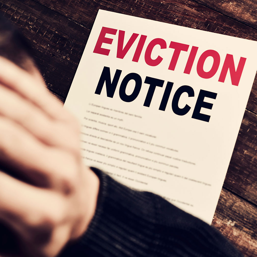 Maryland eviction