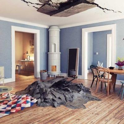 tenant property damage Montgomery county