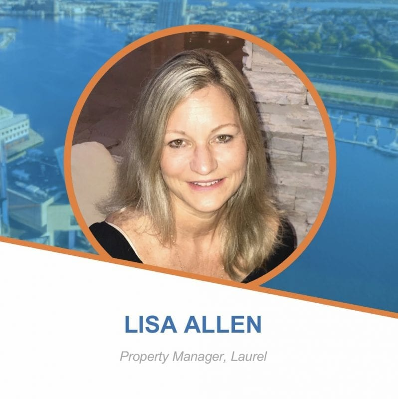 Lisa Allen Bay Property Management Group Property Manager