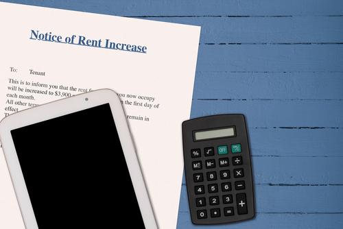 rent increase letter lancaster pa