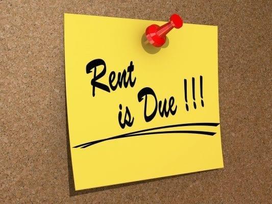 Pay April Rent