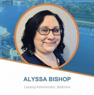 employee spotlight, Alyssa Adams
