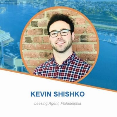 July Employee Spotlight - Kevin Shishko