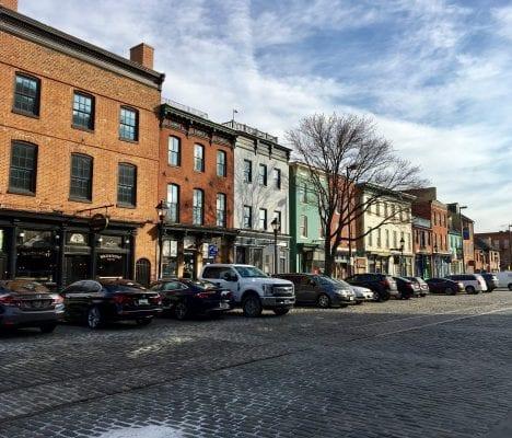 Top Baltimore Neighborhoods Fells Point
