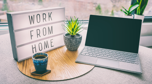 Rental Home Management Tips for Creating a Home Office Amid COVID