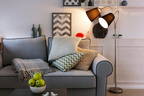How to Turn a Rental Property into a Home with Temporary Décor