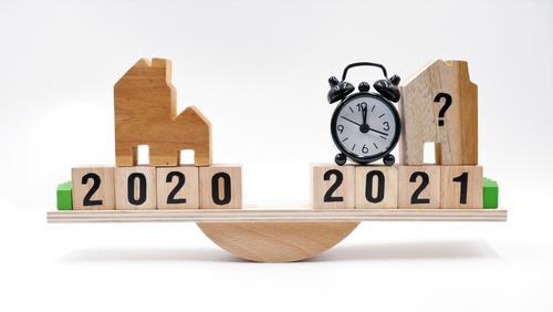 Real Estate Trends 2020 vs 2021