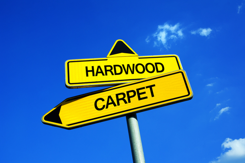 best rental property flooring