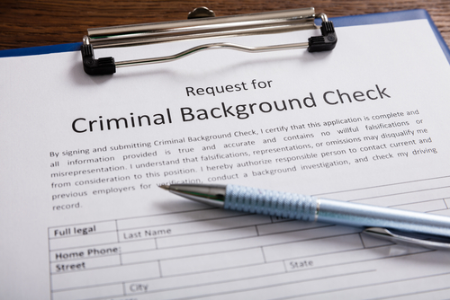 Processing Background Checks for Tenant Screening