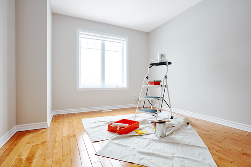 Best paint for rental property