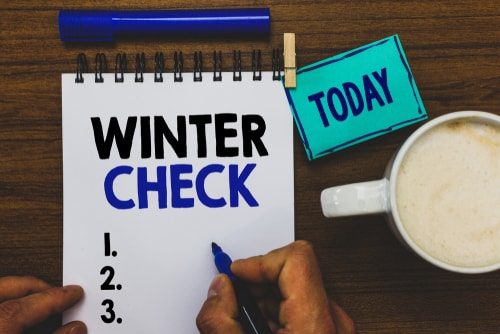 Rental Property Maintenance Winter Checklist for Landlords