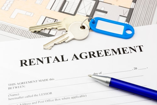 month to month or annual rental lease