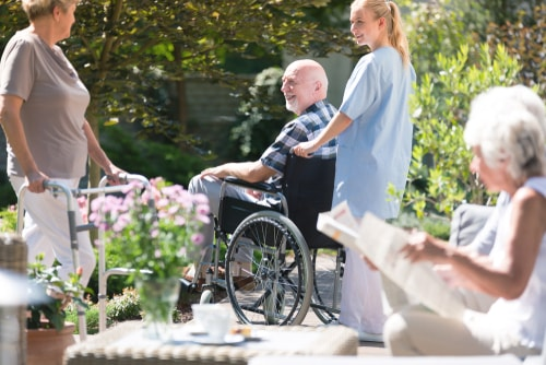 Assisted Senior Living Facilities