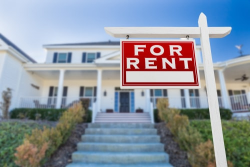 Renting Out Home