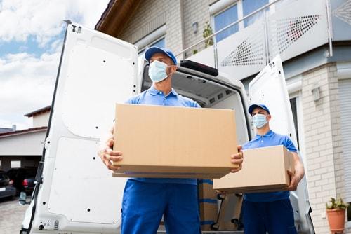 Moving During Pandemic