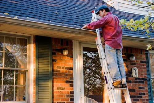 Inspect the Property Exterior
